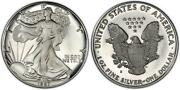 1987 Silver Eagle Proof