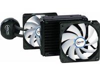 Arctic Liquid Freezer 120 CPU Water Cooler for Intel + AMD