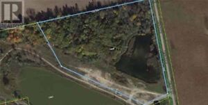 17 Acre Develop Lands with Res Zoning! Large Pond!!