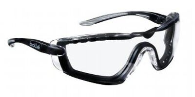Bolle Cobra II Safety Glasses Goggles - Foam - Anti Mist / Scratch - COBFTPSI ()