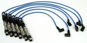 Spark Plug Wire Set NGK 57020 fits 99-04 VW Jetta 2.8L-V6