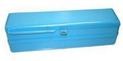 C5nn17005 Blue Tool Box For Ford 2000 3000 4000 5000 Tractor Tool Box Blue