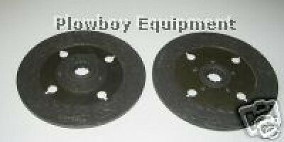 Set Of 2 Pto Discs For Oliver Tractor 77 88 770 880 Super 2-62 1550 1555 1655