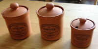 Terra Cotta Pottery Kitchenware