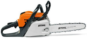MS 171 Gas Chain Saw Save $50 Reg $299.95