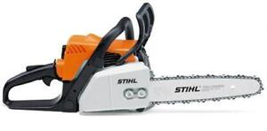 STIHL MS 170 CHAINSAW!!! $259.95 - Free Wood-Pro Kit