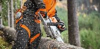 Chainsaw operator!! Looking for work.