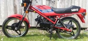1982 Honda MB5 Showroom Condition