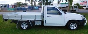 2007 Mazda BT-50 UNY0W3 DX White 5 Speed Manual Cab Chassis Hidden Valley Darwin City Preview