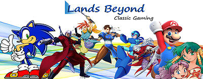 LANDS BEYOND VIDEO GAMES