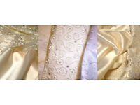Well Established Sewing Shop,Specialising in Dress & Bridal Fabric,Craft and Haberdashery .