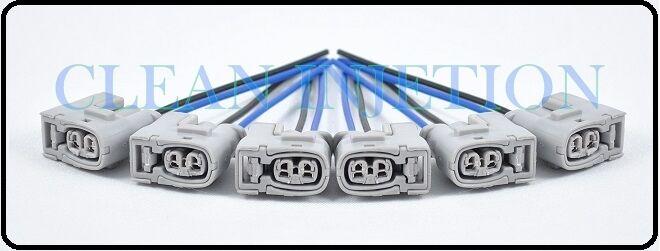 Toyota 1jz 2jz ignition coil connector pigtail plugs SuperSpark SSCP-1JZ supra g