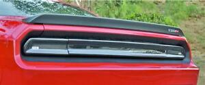 GTO  Taillight Covers Blackout 08-14 Challenger Rear Panel Solid Saint-Hyacinthe Québec image 1