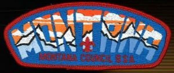 MONTANA COUNCIL RED BDR S-4 CSP