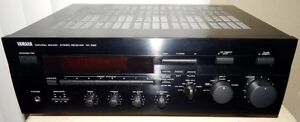 Like New Yamaha RX-596 Stereo Audiophile Receiver with Remote