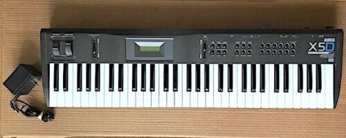 Korg X5D 61-key Music Synthesizer Keyboard w/ AC Adaptor