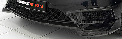 Mercedes-Benz Brabus OEM Kohlefaser Frontspoiler Lippe S KLASSE LIMOUSINE S63