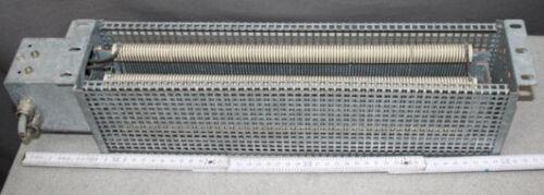 Frizlen 1,1 Kw Brake Resistors Type Fgbt6 1100w Lamellae Resistance Device