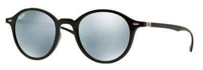 Ray-Ban Herren Damen Sonnenbrille RB4237 601/30 50mm Schwarz LITEFORCE BS J4 H