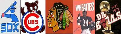 CHICAGO SPORTS and MORE