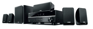 Yahamah YHT-1810 5.1 Channel Home Theatre System