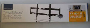 """NEW Insignia 47-80"""" TV Wall Mount"""