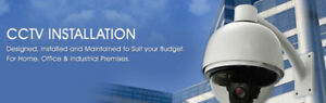 CCTV Installation and Live Video Monitoring