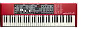 Wanted nord keyboard 4D