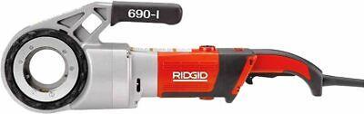 Ridgid 44923 Model 690-i Hand-held Power Drive Kit Pipe Threading Machine