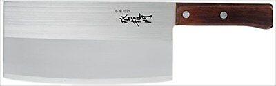 Fuji Cutlery Touryumon Chinese knife flat pattern 175mm FG-68 Japan New