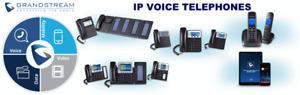 Système téléphonique PBX IP Grandstream UCM–VOIP–Hybrid / 6100