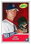 Jon Lester Rookie Card