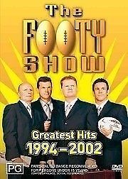 RUGBY-LEAGUE-The-Footy-Show-Greatest-Hits-1994-2002-DVD-2003-Sterlo-Fatty