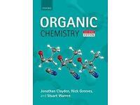 Organic Chemistry by Jonathan Clayden, et al. 2nd Edition