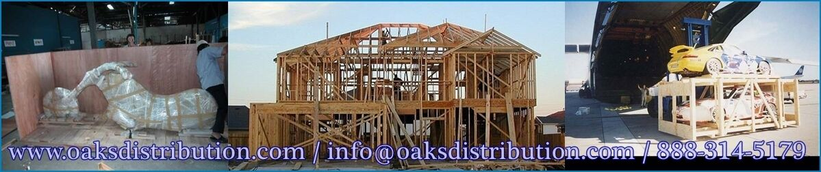 Oaks Distribution Inc