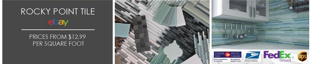 Rocky Point Glass Tiles and Mosaics