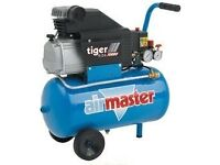 Airmaster Tiger 9/24 Turbo air compressor for sale used