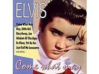 ELVIS COME WHAT MAY CD