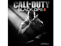 Black ops 2 Xbox 360 *wanted*