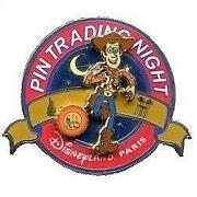 Disney Pin Trading Night