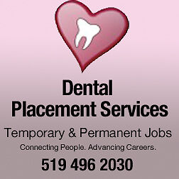 Temporary staff for dental offices London Ontario image 1