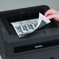 LIKE NEW****BROTHER LASER PRINTER
