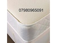 High Quality, Double, Memory Foam Orthopaedic Mattress, King size, Super king, Single, button top