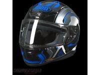 Shoei NXR Isomorph medium helmet not arai