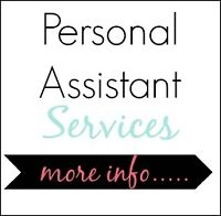 Personal Assistant and Errand Service!