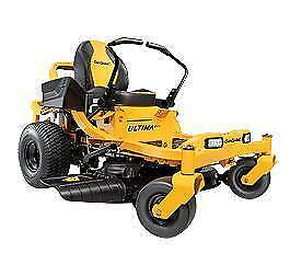 2019 Cub Cadet Ultima Series ZT 1 - 42 inch cut - Special 0% for 48 months - 6 year warranty