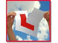 DRIVING LESSONS FROM £18 PER HOUR