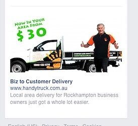 Handy Truck Rockhampton Rockhampton 4700 Rockhampton City Preview