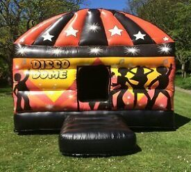 Disco Dome Bouncy Castle Rodeo Unicorn Paw patrol Balloons Mascots Candyfloss Popcorn all of kent