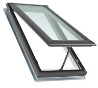 MANUAL VENTING DECK MOUNT SKYLIGHT 44 3/4 X 27 3/8